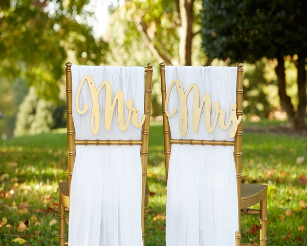 Chair Signs