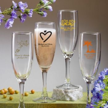 Personalized & Imprinted Glassware