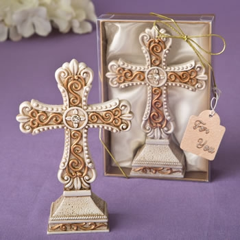 Angel and Crosses