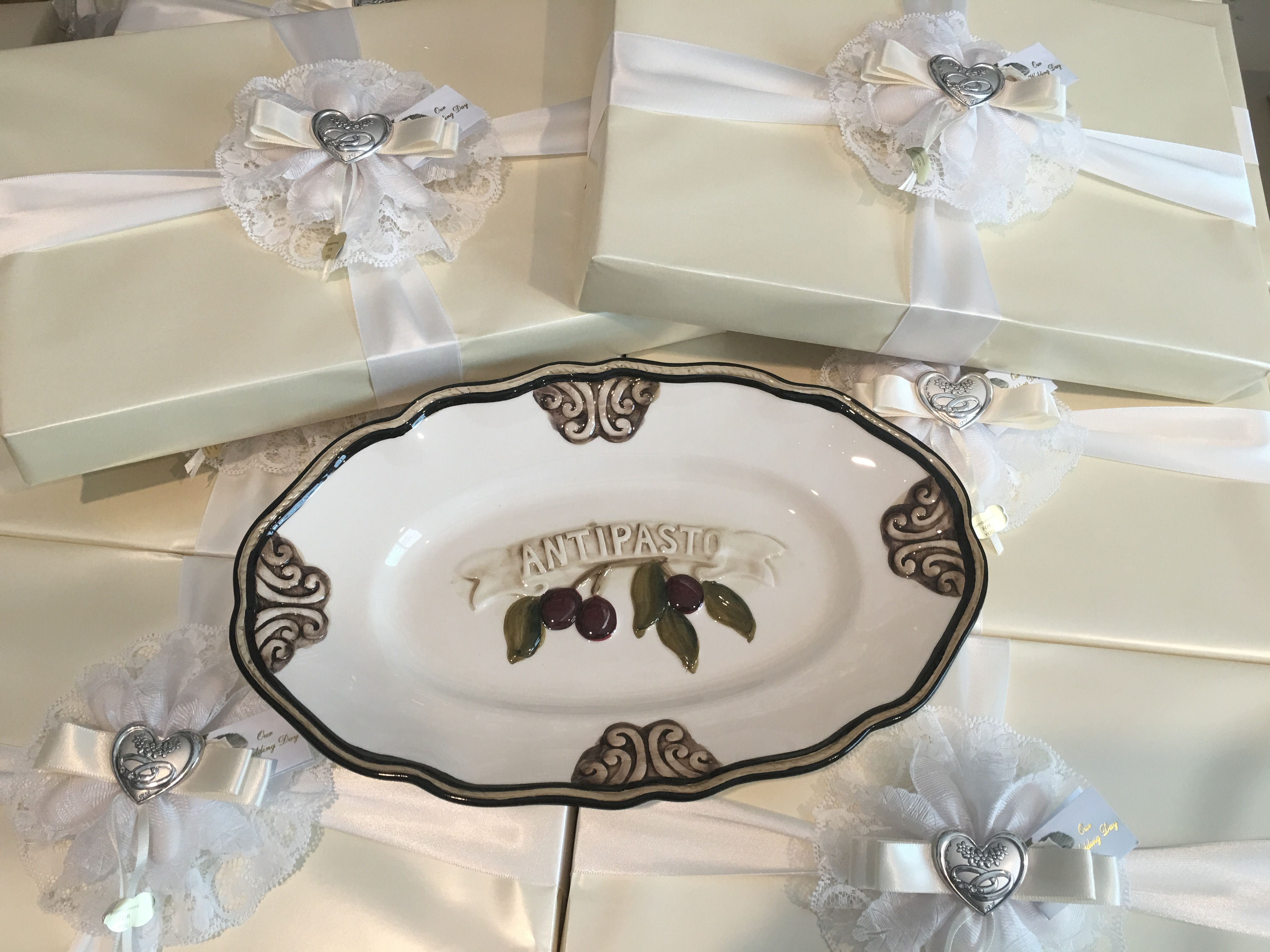 Wedding Favor Decorations | Wedding Favors | Myitalianfavors.com