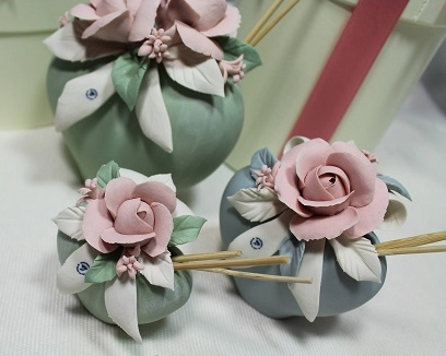 Capodimonte Made in Italy Favors