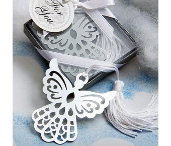 6515 <em>Book Lovers  Collection</em> Angel Bookmark Favors