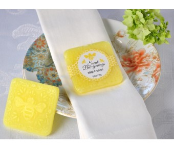 "A75006 ""Sweet Bee-Ginnings"" Scented Soap"