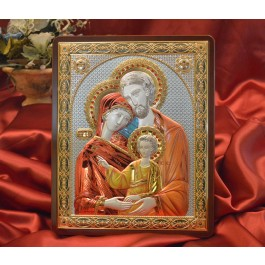 RL7200C Orthodox Holy Family Color