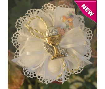 CF935 First Holy Communion Confetti Flower