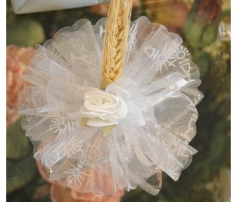 AF745 Communion almond favors with chalice net