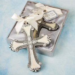 8638 Decorative Cross Ornament Favors