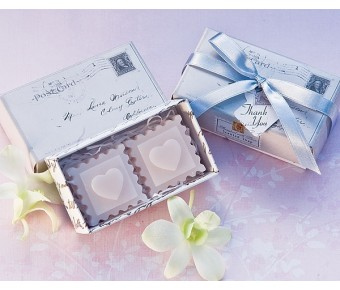 A75003 Stamped with Love Scented Soaps