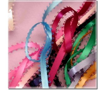 PR200 Personalized satin ribbon Plain Edge
