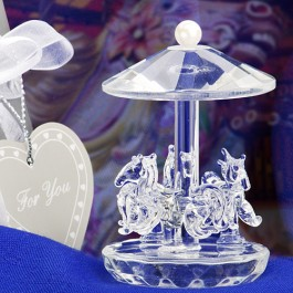2254 Choice Crystal Collection Carousel Favors