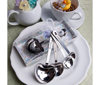 4764 Baby-themed  measuring spoons