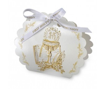 293 First Holy Communion Favor box