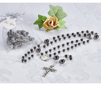 "A45000 ""Blessings"" Rosary Necklace"