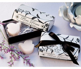 "A75001 ""Love Dove"" Scented Soaps"