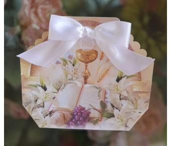 296 First Holy Communion Favor box