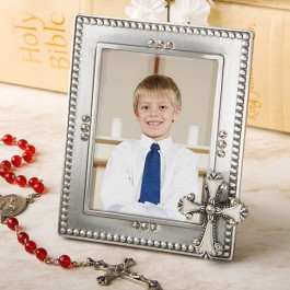 7768 Regal Favor Collection Cross Themed Frames