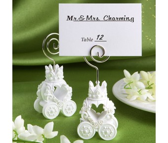 8189 Royal Coach Design Place  Card Holder Favors
