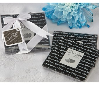 """A51032 """"Love Is…"""" Photo Coasters (Set of 2)"""