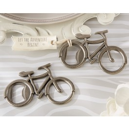 "11192NA ""Let's Go On an Adventure"" Bicycle Bottle Opener"