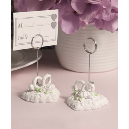 "RB1253 ""Heartfelt Vows"" Picture/Place Card Holder"