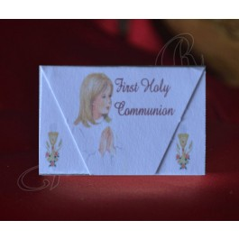 First Communion Envelope