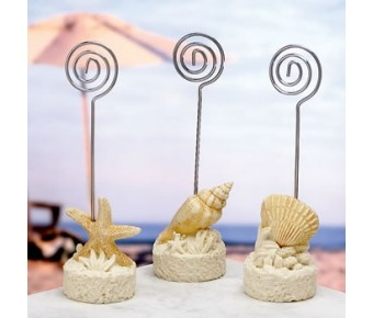 5340 Beach Themed Placecard Holders