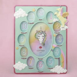 12874 Unicorn Collage from gifts by fashioncraft