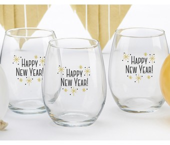 30023NA-LS Last Sail Before The Veil 15 oz. Stemless Wine Glasses - (Set of 4)