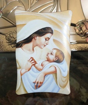 Mother and Child Favor Bomboniere Made in Italy