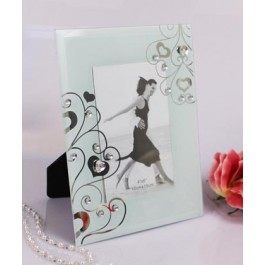 "RB1224 ""Lovely Moments"" White Photo Frame"