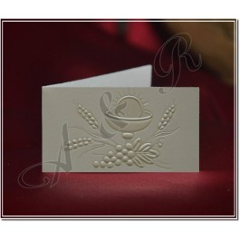 C263 First Communion Chalice Favor Tags