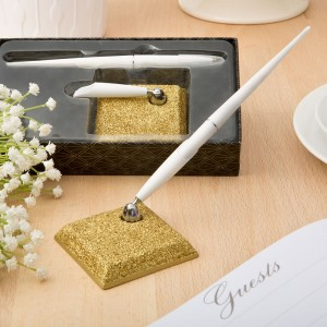 2474 Golden elegance collection pen set from Fashioncraft