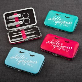 12714 Hello Gorgeous Manicure set from gifts by fashioncraft