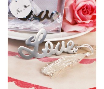 "RB1184 ""Signed with Love"" Book Mark"