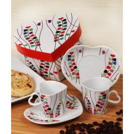 "RB1210 ""Roast of Love"" Espresso Set"