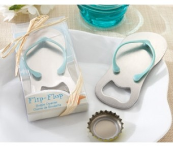 "11084NA ""Pop the Top"" Flip-Flop Bottle Opener"