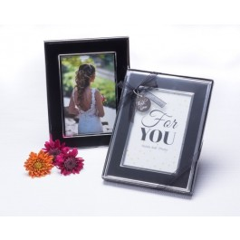 "A11015 ""Timeless Memories"" Photo Frame Favor"