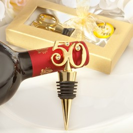 1946 Golden-50 wine bottle stoppers