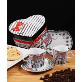 "RB1211 ""Roast of Love"" Espresso Set"