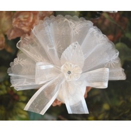 AF725 Communion almond favors with chalice net