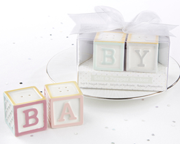 Italian Baby Shower Favors